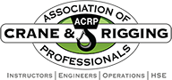 Association of Crane & Rigging Professionals Logo